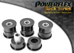 Alfa Romeo 75 (Milano) Powerflex Black Rear Watts Linkage Bushes PFR1-210BLK